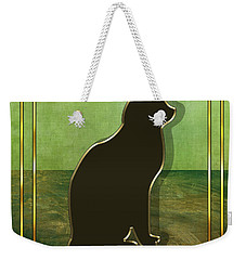 Deco Cat 1 Weekender Tote Bag