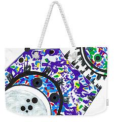 Deco Cogs Weekender Tote Bag