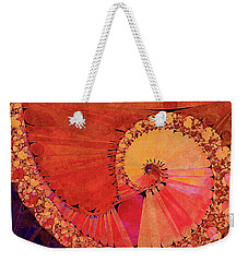 Deco Elemental Weekender Tote Bag