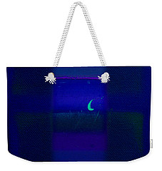 Deep Blue Sea Weekender Tote Bag