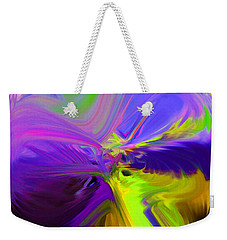 Deep Color Reality Weekender Tote Bag