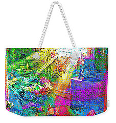 Deep Dream Weekender Tote Bag