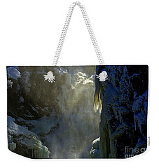 Deep Weekender Tote Bag by Elfriede Fulda
