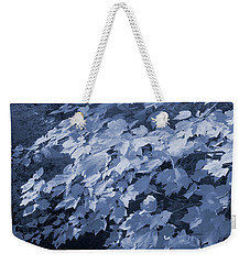 Deep In The Blue Forest Weekender Tote Bag