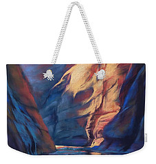 Deep In The Canyon Weekender Tote Bag