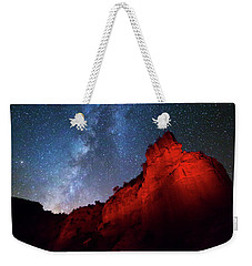 Weekender Tote Bag featuring the photograph Deep In The Heart Of Texas - 1 by Stephen Stookey