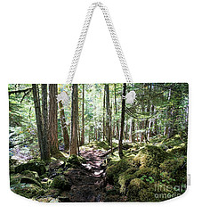 Deep In The Oregon Forest Weekender Tote Bag
