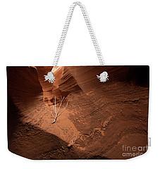 Deep Inside Antelope Canyon Weekender Tote Bag
