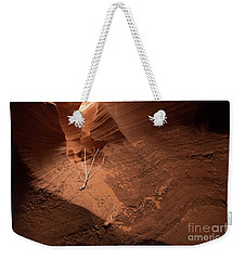Deep Inside Antelope Canyon Weekender Tote Bag