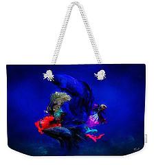 Deep Oceans Weekender Tote Bag