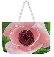 Deep Pink Weekender Tote Bag
