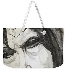 Deep Reflection Weekender Tote Bag