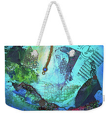 Deep Sea Life Weekender Tote Bag