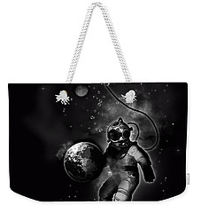 Deep Sea Space Diver Weekender Tote Bag