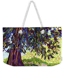 Deep Shade In The Sunken Garden Weekender Tote Bag