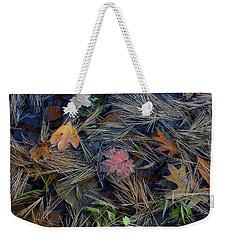 Deep Within Weekender Tote Bag