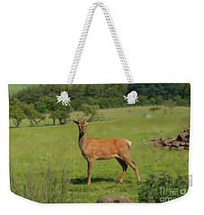 Deer Calf. Weekender Tote Bag