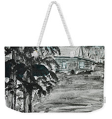 Deer Camp Weekender Tote Bag