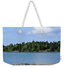 Deer Isle, Maine No. 5 Weekender Tote Bag