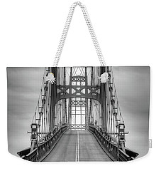 Deer Isle Sedgwick Bridge Weekender Tote Bag