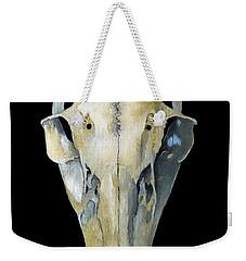 Deer Skull Aura Weekender Tote Bag