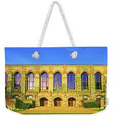 Deering Library Weekender Tote Bag