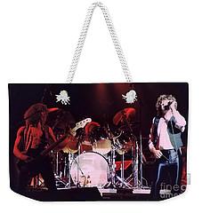 Def Leppard 1 Weekender Tote Bag