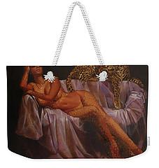 Def Leppard Weekender Tote Bag by Sergey Ignatenko