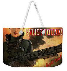 Defending Freedom Weekender Tote Bag