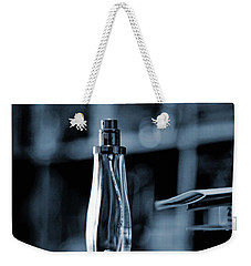 Definition Of Beauty Blue Weekender Tote Bag