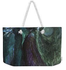 Deformed Transcendence Weekender Tote Bag by Christophe Ennis