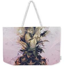 Defragmented Pineapple Weekender Tote Bag