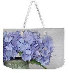 Degas Hydrangea Weekender Tote Bag