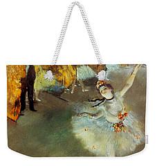 Degas: Star, 1876-77 Weekender Tote Bag