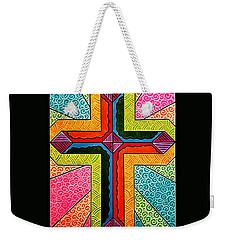 Dehler's Cross Weekender Tote Bag