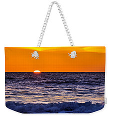 Del Mar Sunset, View 2 Weekender Tote Bag