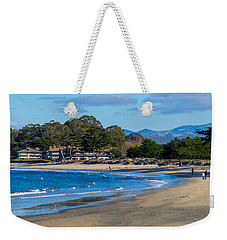 Del Monte Beach Weekender Tote Bag