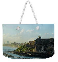 del Morro Sunrise Weekender Tote Bag