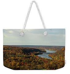 Delaware View Weekender Tote Bag