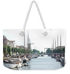 Delfshaven Weekender Tote Bag