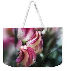 Delicate And Beautiful Weekender Tote Bag by Gabriella Weninger - David