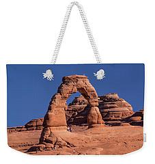 Delicate Arch - 8574 Weekender Tote Bag