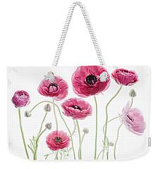 Delicate Arrangement Weekender Tote Bag