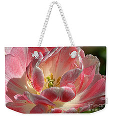 Delicate Weekender Tote Bag by Diana Mary Sharpton