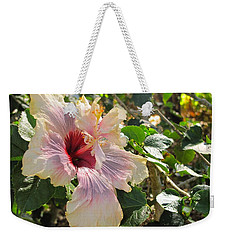 Delicate Expression Weekender Tote Bag