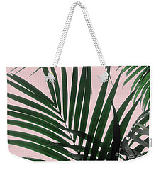 Delicate Jungle Theme Weekender Tote Bag