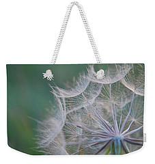 Delicate Seeds Weekender Tote Bag