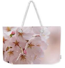 Delicate Spring Blooms Weekender Tote Bag