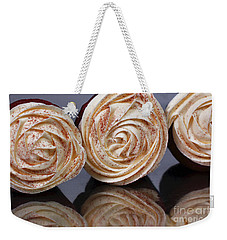 Delicious Weekender Tote Bag by Afrodita Ellerman
