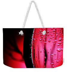 Delicious Red Weekender Tote Bag
